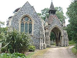 The Rosary Cemetary, Norwich